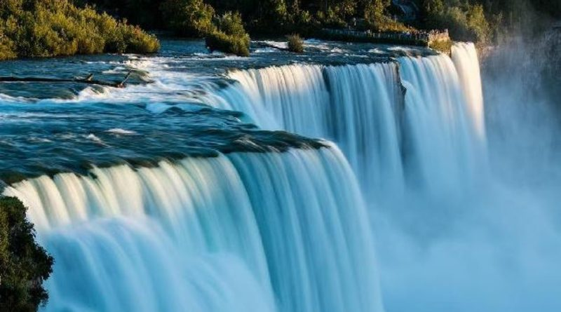 Niyagra Fall of India
